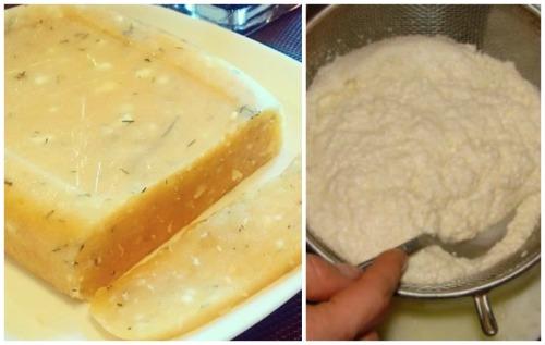 Сыр из творога в домашних условиях рецепт пошагово 263