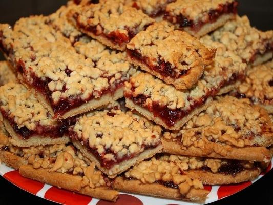 печенье песочное с повидлом рецепт с фото пошагово в духовке
