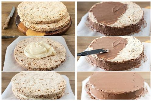 Рецепт киевского торта в домашних условиях пошагово с фото