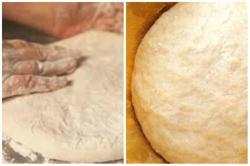 Как сделать тесто к осетинским пирогам 505