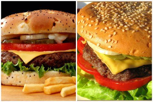 кращі рецепти гамбургів і чізбургерів