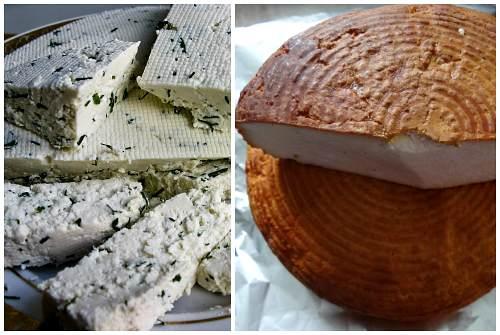 Рецепт адыгейского сыра в домашних условиях из молока 180