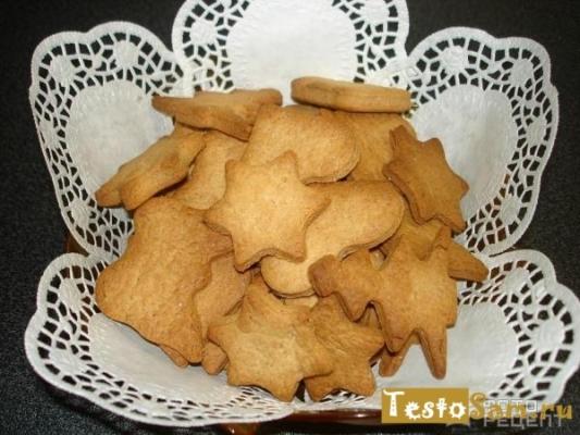 Рецепт детского печенья быстро